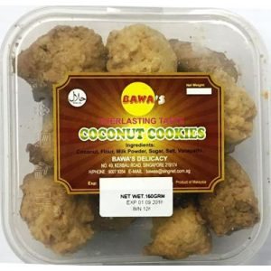 Coconut Cookies 150g