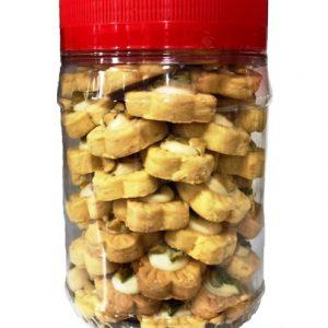 Bawa's Pistachio Cookies