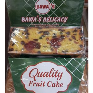 Quality Fruit Cake