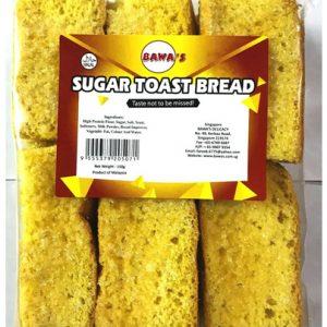 Bawa's Sugar Toast 150g