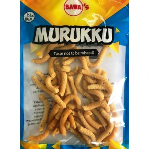 Bawa's Long Soft Murukku Non Spicy