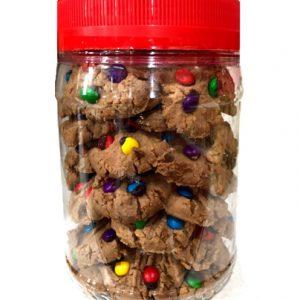 Bawa's M & M Cookies