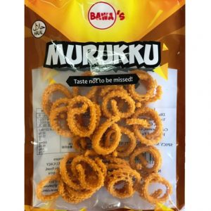 Bawa's Mini Murukku Spicy Spiral
