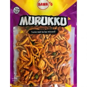 Bawa's Murukku Mixed With Nut's
