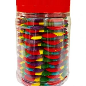 Bawa's Rainbow Biscuits