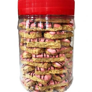 Bawa's Strawberry Biscuits