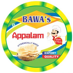 Bawa's Appalam