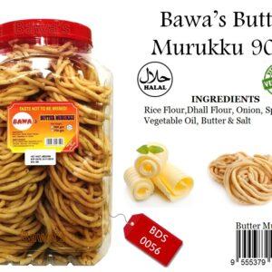 Bawa's Butter Murukku 900g
